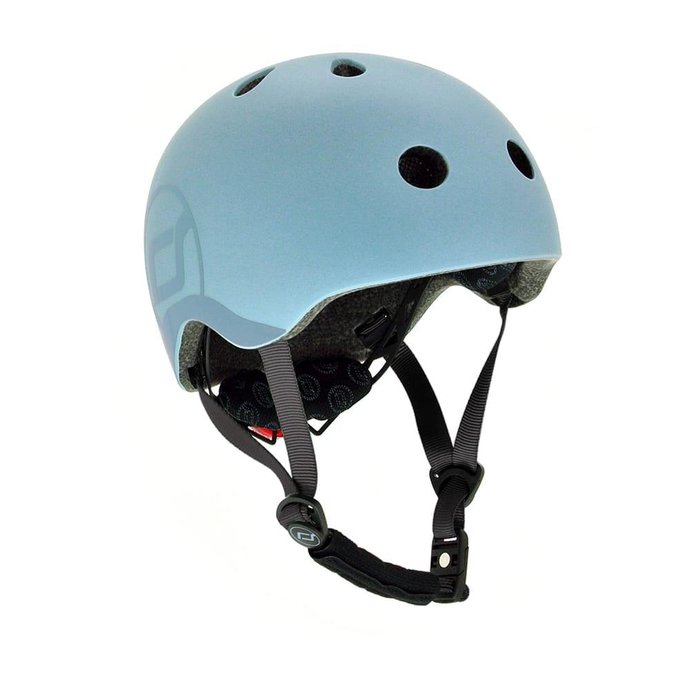 Scoot & Ride – Helmet S/M – Steel