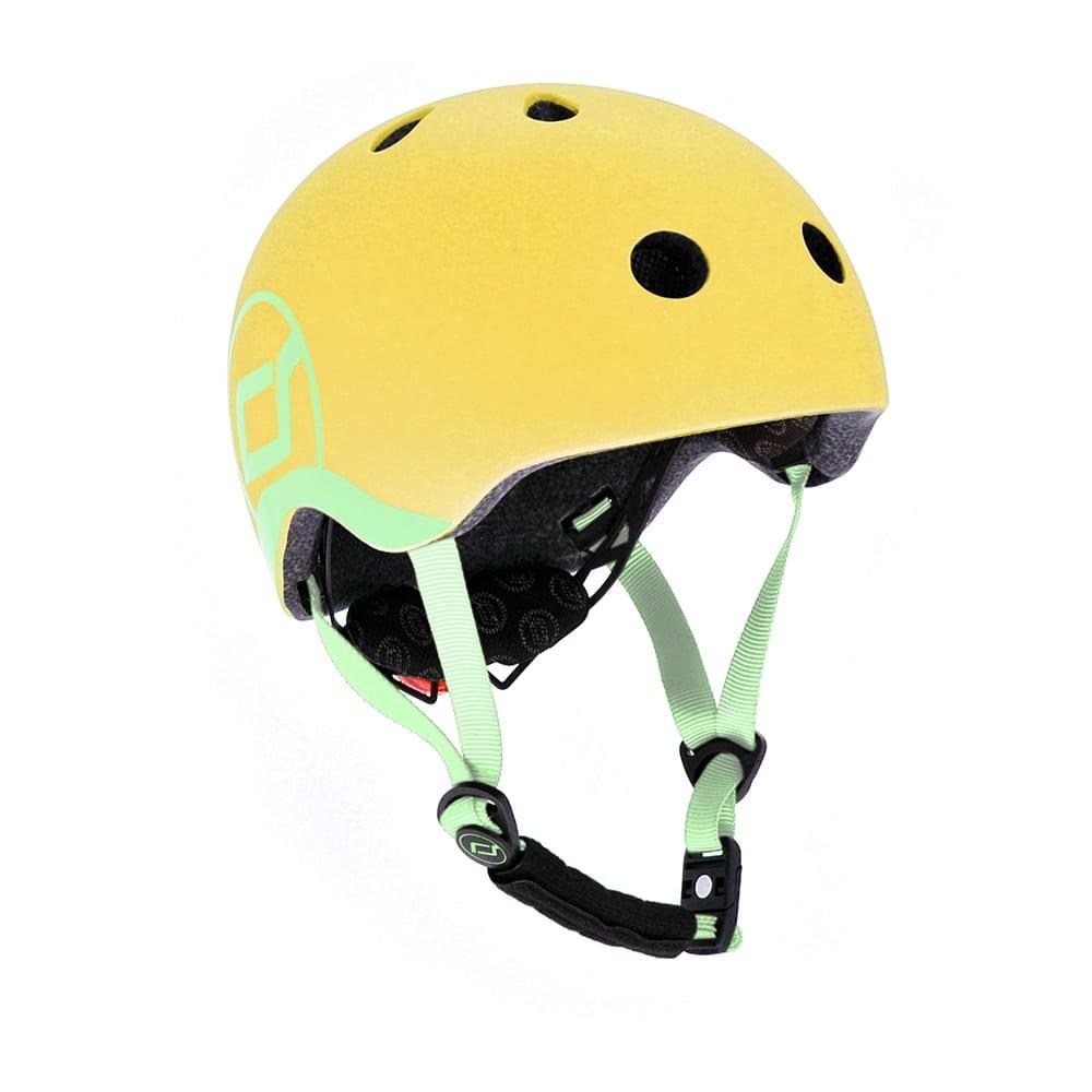 Scoot & Ride – Helmet XS – Lemon