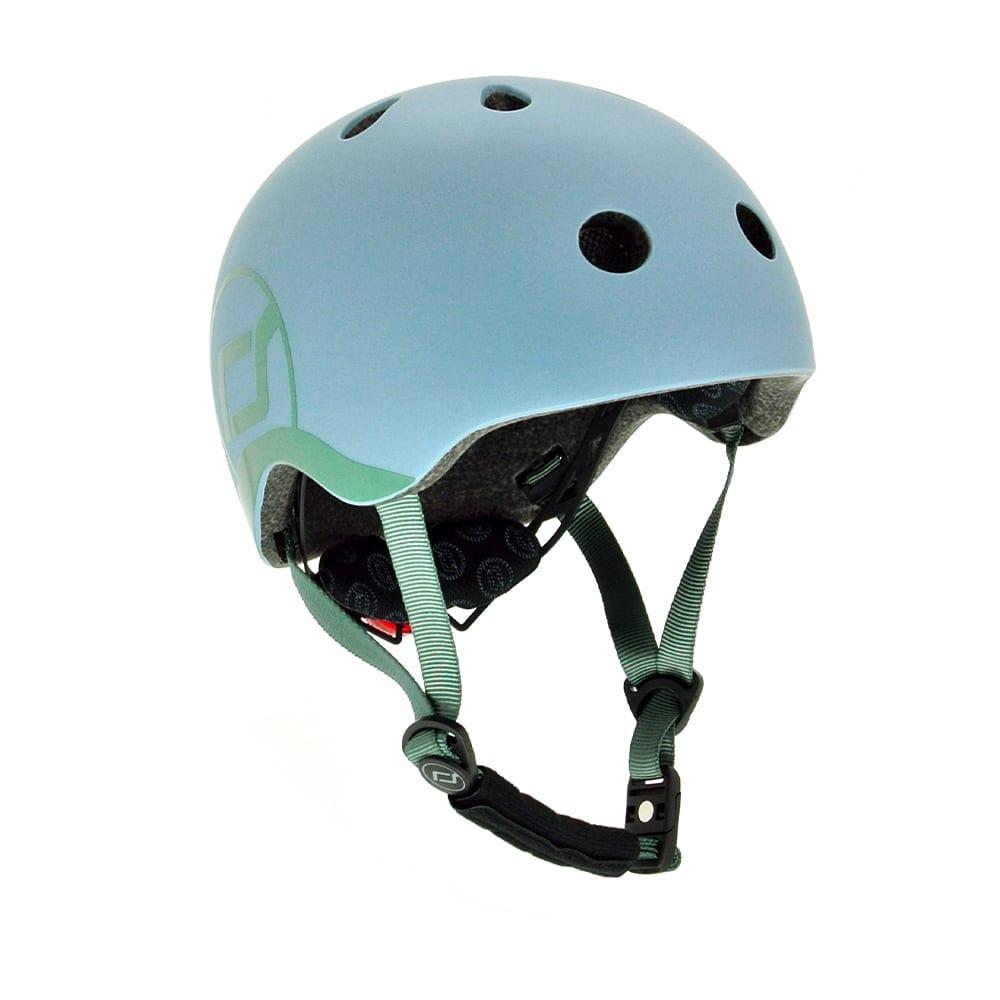 Scoot & Ride – Helmet XS – Steel