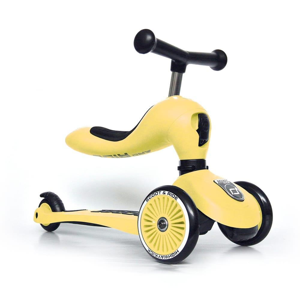 Scoot & Ride – Highwaykick 1 – Lemon