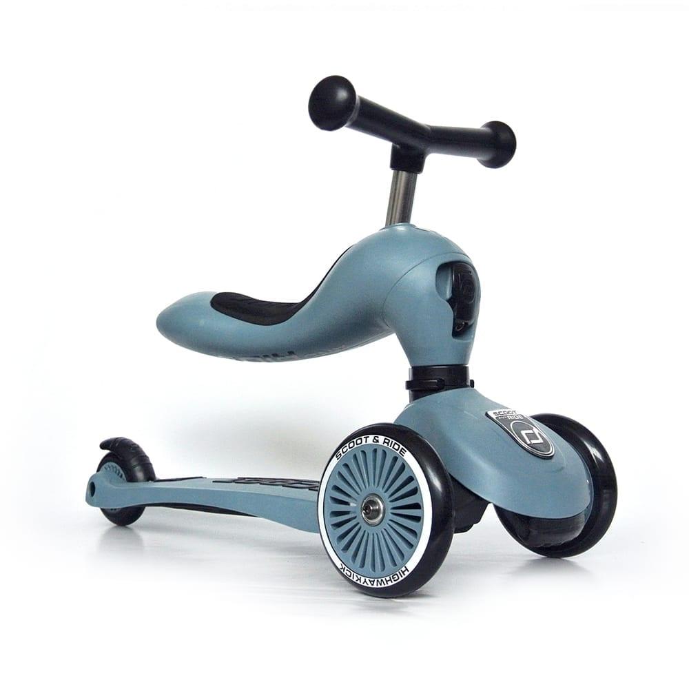 Scoot & Ride – Highwaykick 1 – Steel