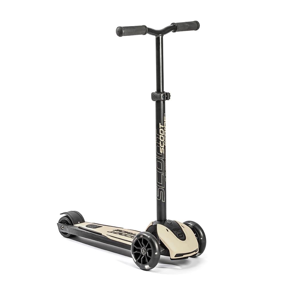 Scoot & Ride – Highwaykick 5 +LED – Ash