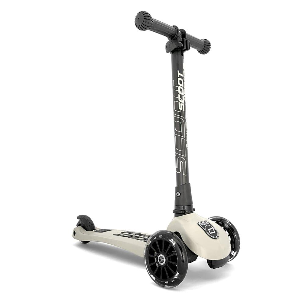 Scoot & Ride – Highwaykick 3 +LED – Ash