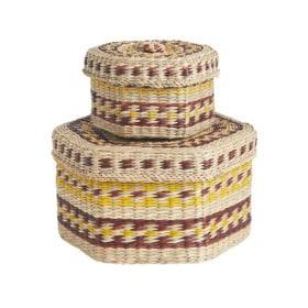 Olli Ella – Seagrass Baskets – Trinka Set