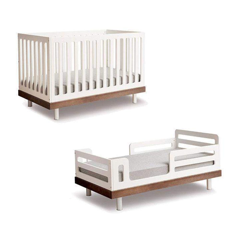 Conversion Kit for Baby Bed – Classic – White