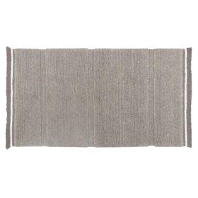 Woolable – Wollteppich Steppe – Sheep Grey – 80 x 140 cm