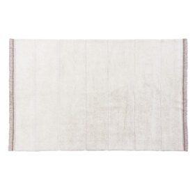 Woolable – Wollteppich Steppe – Sheep White – 200 x 300 cm