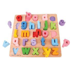 Bigjigs – Chunky Alphabet Puzzle