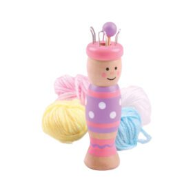 Bigjigs – French Knitting Doll