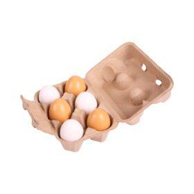 Bigjigs – Six Eggs in Carton