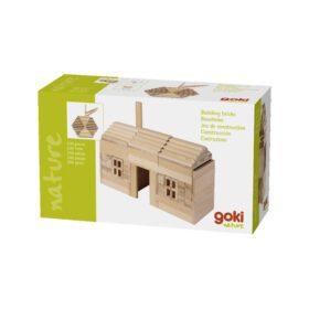 Goki – Building Blocks – Nature (200pcs.)