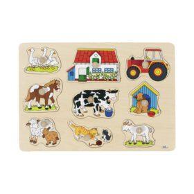 Goki – Puzzle – Farm I