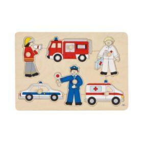 Goki – Puzzle – Emergency Services