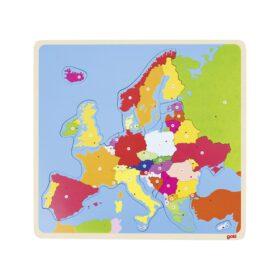 Goki – Puzzle – Europe