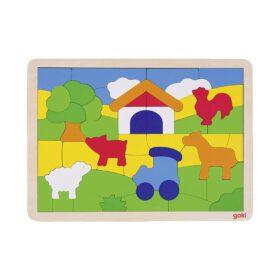 Goki – Puzzle – Farm
