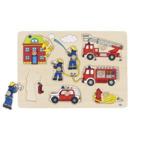 Goki – Puzzle – Fire Brigade