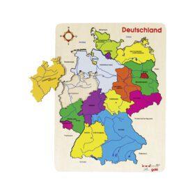 Goki – Puzzle – Germany II