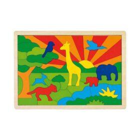 Goki – Puzzle – Jungle