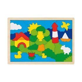 Goki – Puzzle – Lighthouse