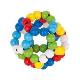 Heimess – Greifling – Elastik Ball, Bunt
