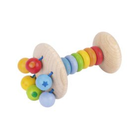 Heimess – Touch Ring – Elastic Rattle Rainbow