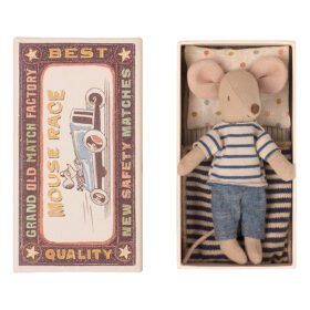 Maileg – Big Brother – Mouse in Matchbox