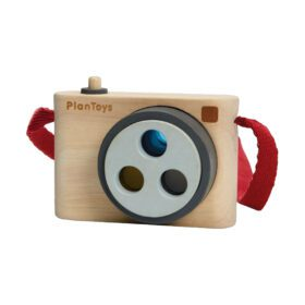 Plan Toys – Colored Snap Camera