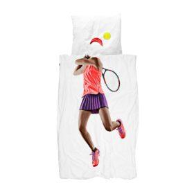 Snurk – Kinder Bettwäsche – Tennis Pro Dark