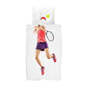 Snurk – Kinder Bettwäsche – Tennis Pro light