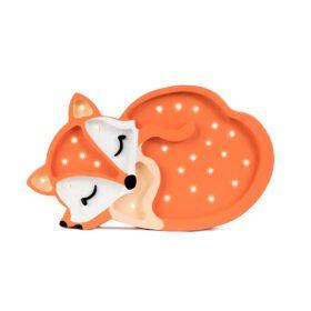 Little Lights – Night Light – Fox – Wild Orange