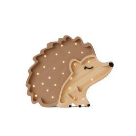 Little Lights – Night Light – Hedgehog – Autumn Brown