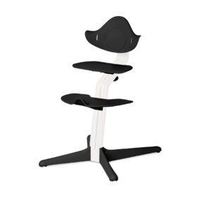 Nomi – Highchair – Seat & Footrest – Black