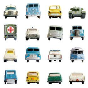 Studio Ditte – Wallpaper Kids Room – Cars