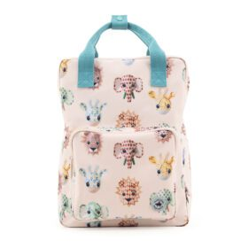 Studio Ditte – Backpack – Wild Animals – Large