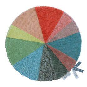 Woolable – Donna Wilson Pie Chart – 120 x 120 cm