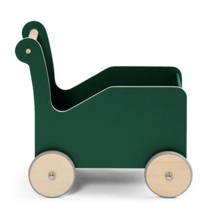 sebra-baby-walker-bottle-green