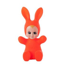 Goodnight Light – Bunny Baby Night Light – Fluo Red