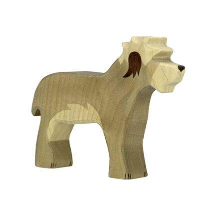 holztiger-wooden-animals-bobtail-dog