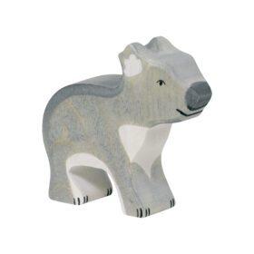 Holztiger – Wooden Animals – Coala, Standing