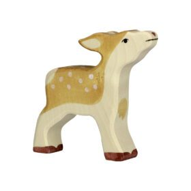 Holztiger – Wooden Animals – Fawn