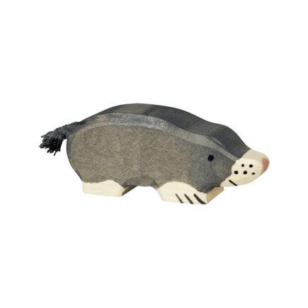 holztiger-wooden-animals-mole