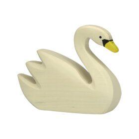 Holztiger – Wooden Animals – Swan, Swimming