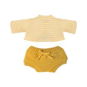 Olli Ella – Dinkum Doll – Snuggly Set – Honey Stripe
