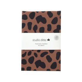 Studio Ditte – Hoeslaken – Jaguar Vlekken – 90 x 200 cm