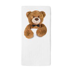 Snurk – Baby Ledikant Hoeslaken – Teddy